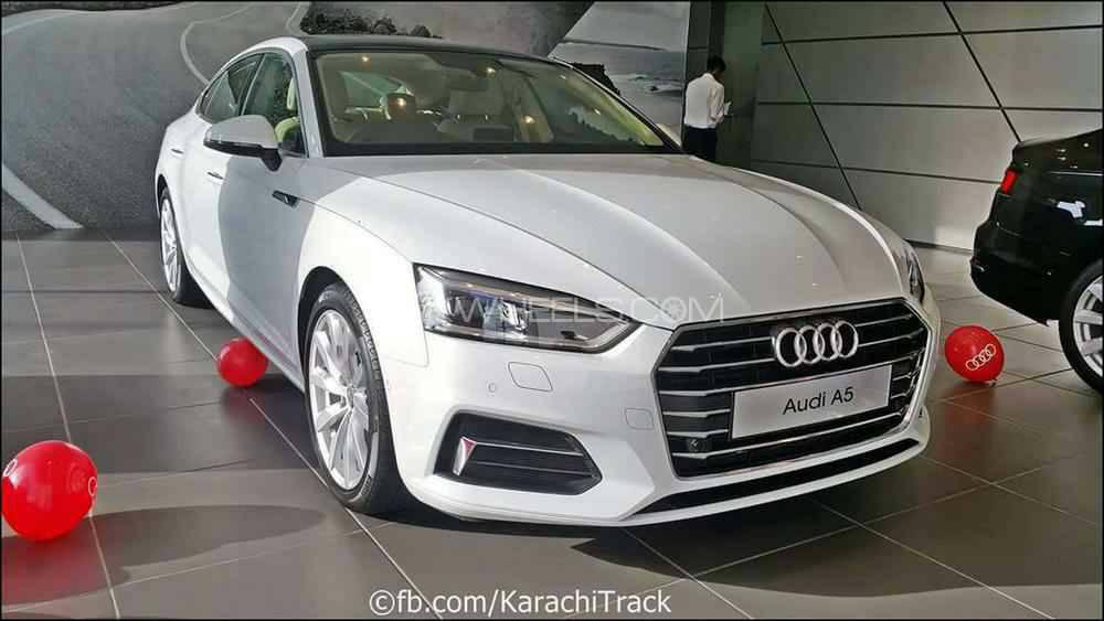 Audi A5 1.4 TFSI Sportback 2020 Image-1