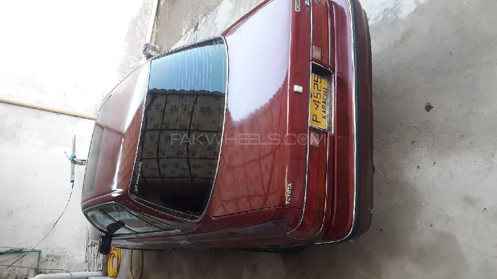 Toyota Cressida 1991 Image-1