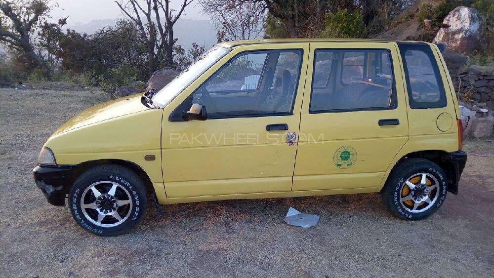 Suzuki Alto - 1993 mini car Image-1