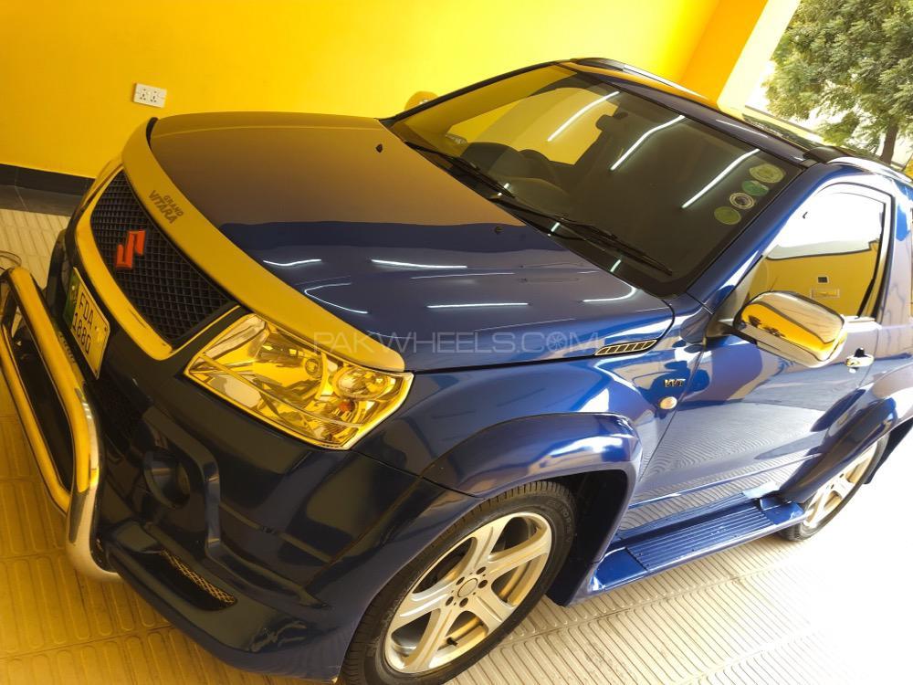 Suzuki Vitara - 2008  Image-1