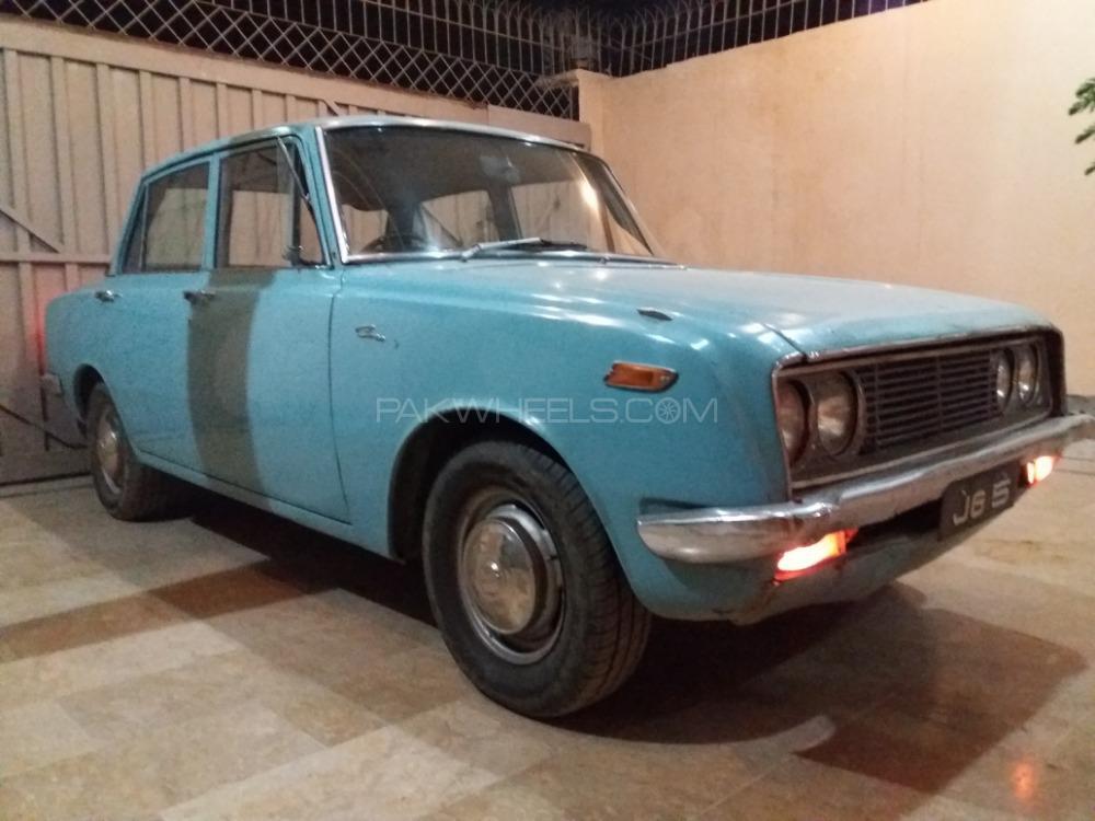 Toyota Corolla - 1967  Image-1