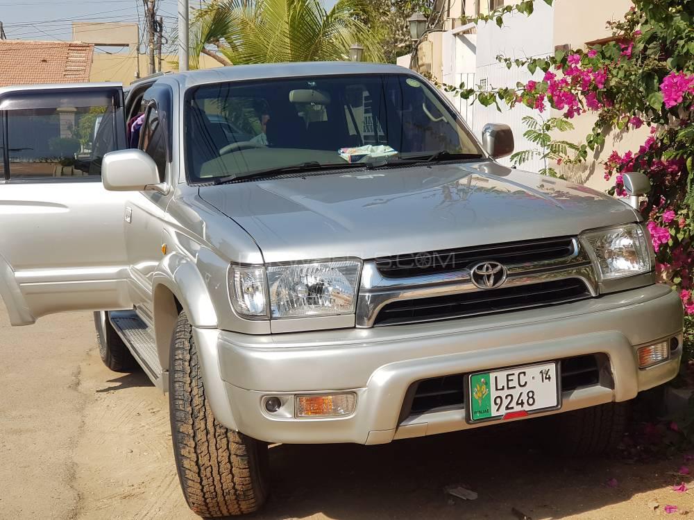 Toyota Surf - 2001 4runner Image-1