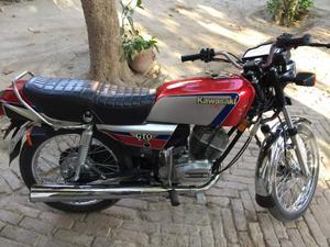 Kawasaki GTO 125 - 1992