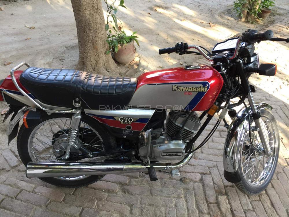 Kawasaki GTO 125 - 1992  Image-1