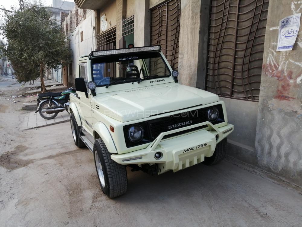 Suzuki Jimny Sierra - 1993  Image-1