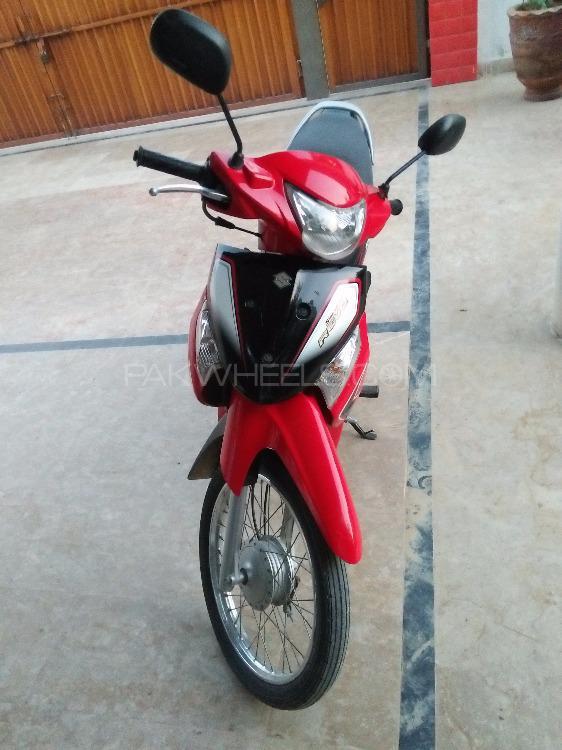 Suzuki GD 110S - 2009  Image-1