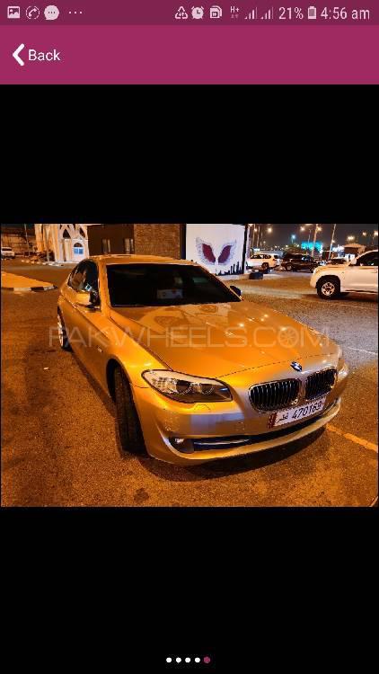 BMW 5 Series 520i 2012 Image-1