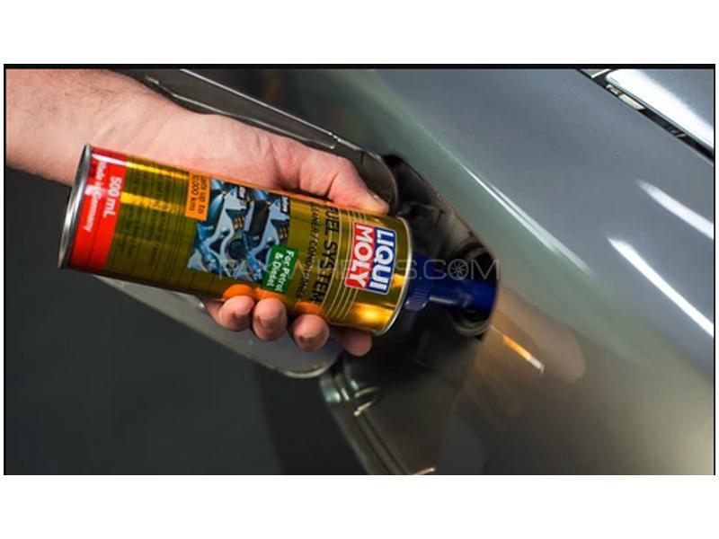 Liqui Moly Fuel System Treatment - 300ml Image-1