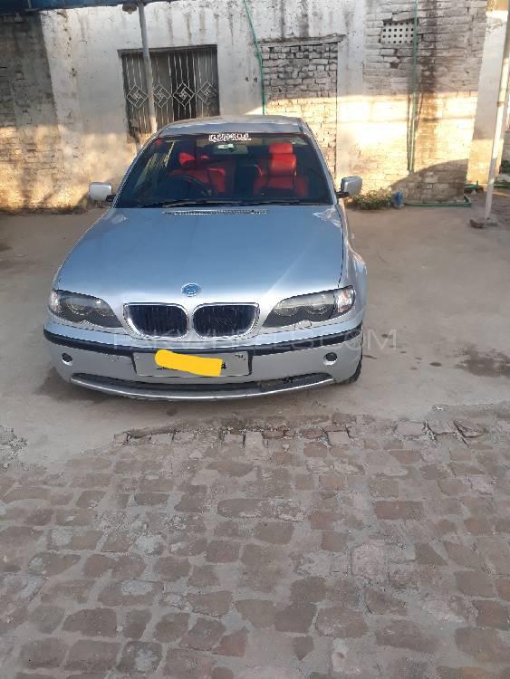 BMW 3 Series 330d 2002 Image-1