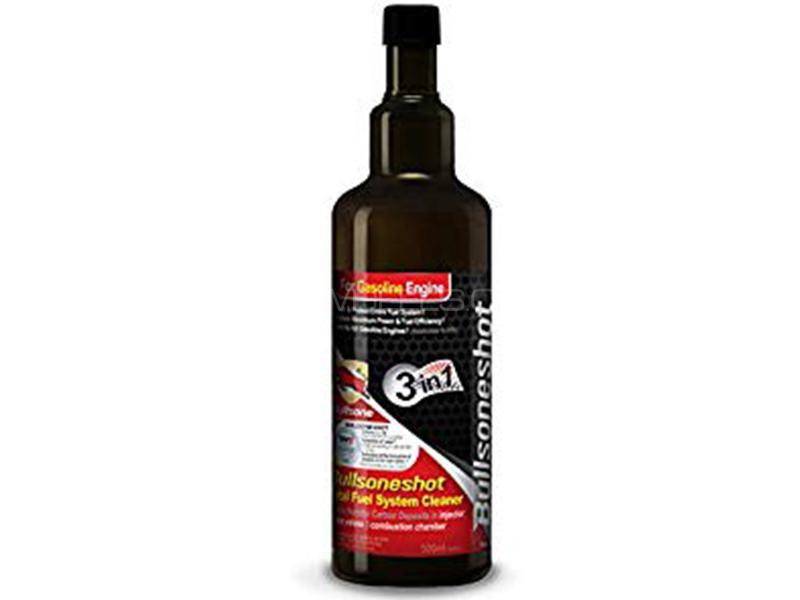 Bullsone Petrol Injector Cleaner 3 in 1 Fuel System - 500ml Image-1