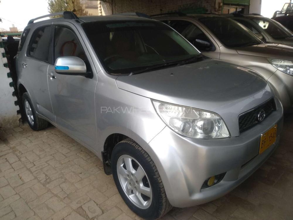 Daihatsu Terios 4x4 2011 Image-1