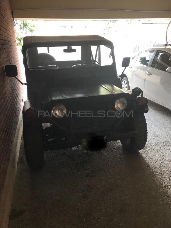 Jeep M 151 - 1978  Image-1
