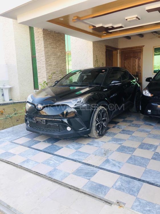 Toyota C-HR - 2018 jazi 444 Image-1
