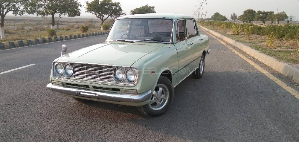 Toyota Corona 1966 Image-1
