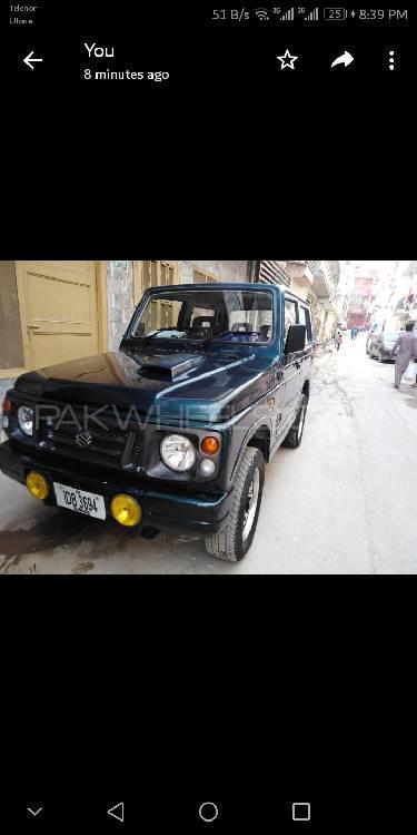 Suzuki Potohar 1986 Image-1