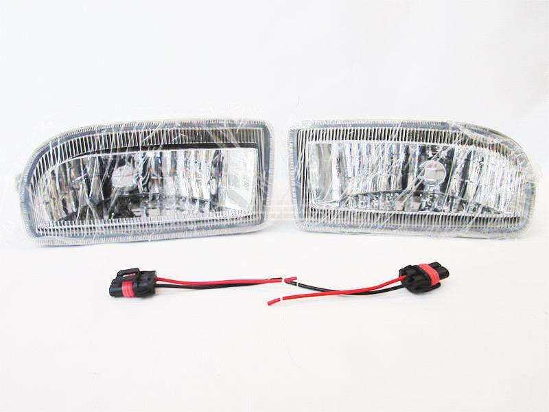 DLAA Fog Lights For Toyota Land Cruiser FJ100 - TY100 Image-1