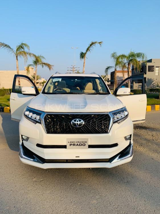 Toyota Land Cruiser - 2018  Image-1