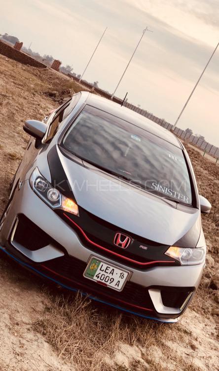 Honda Fit - 2016  Image-1