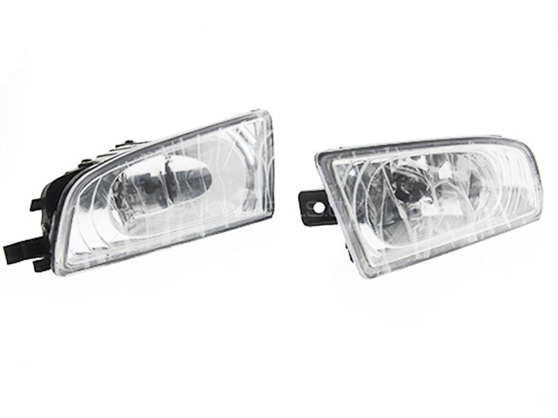 DLAA Fog Lights For Honda Civic 2007-2011 - HD159 Image-1
