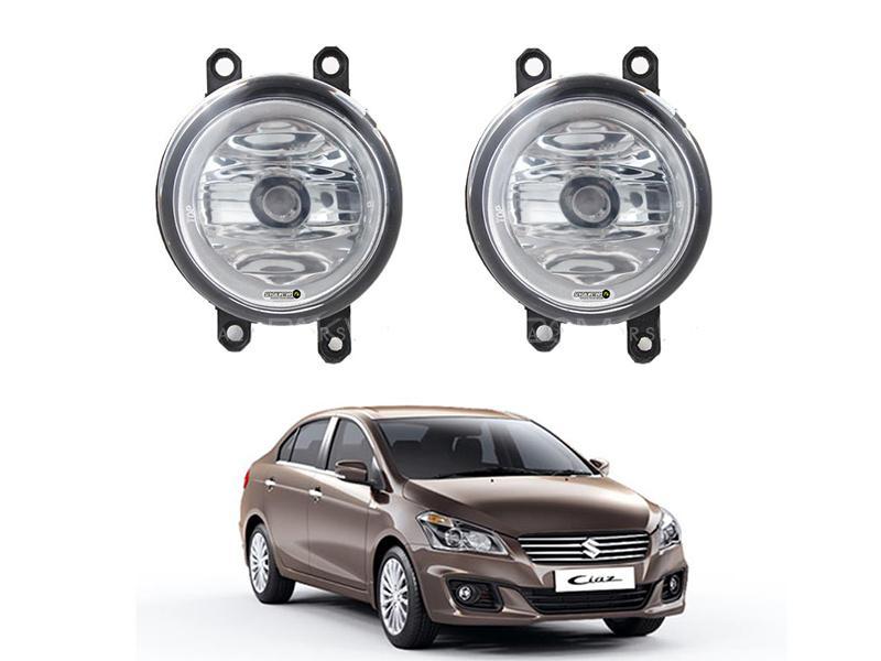 DLAA Fog Lights For Suzuki Ciaz 2017-2020 - SZ454 Image-1