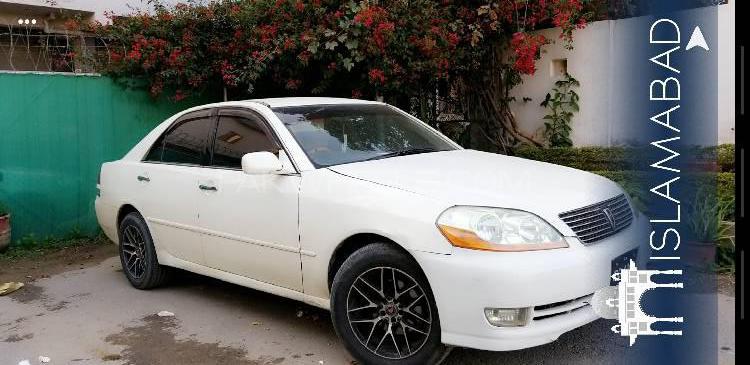 Toyota Mark II 2000 Image-1