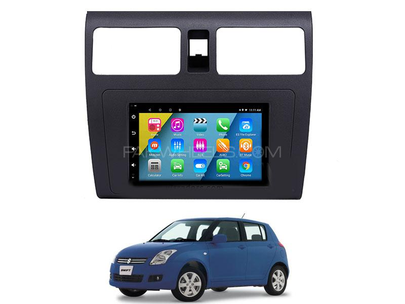 V7 Navigation 7″ Android Screen For Suzuki Swift 2010-2020 in Rawalpindi