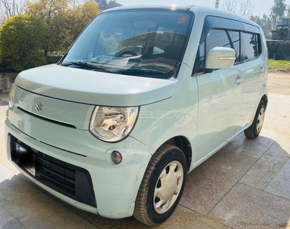 Suzuki MR Wagon X 2010 Image-1