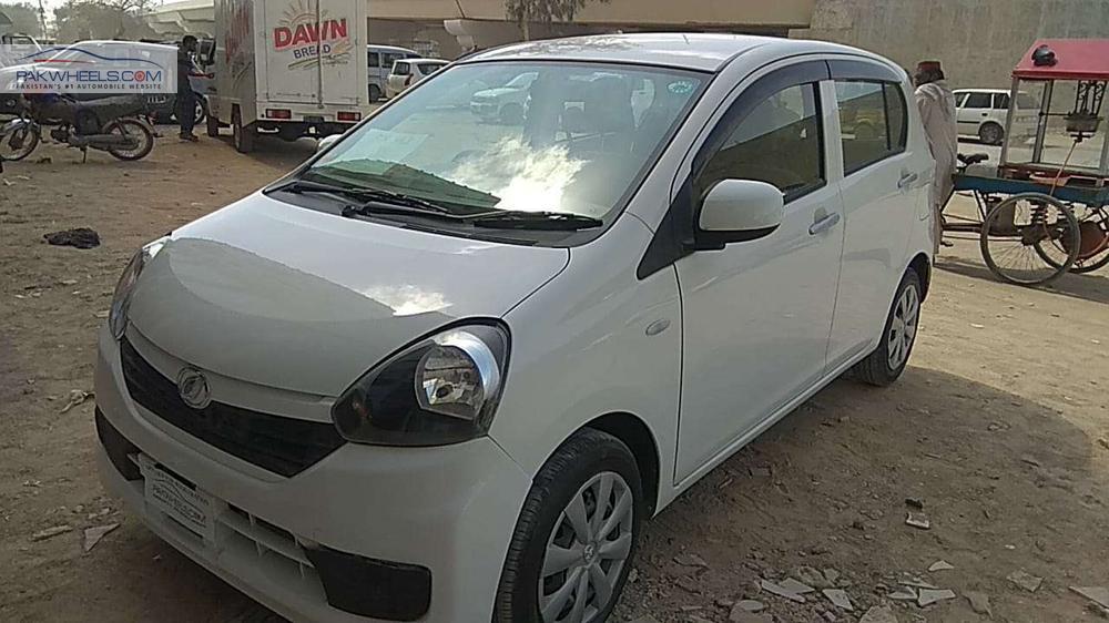 Daihatsu Mira L Sa 2016 For Sale In Karachi