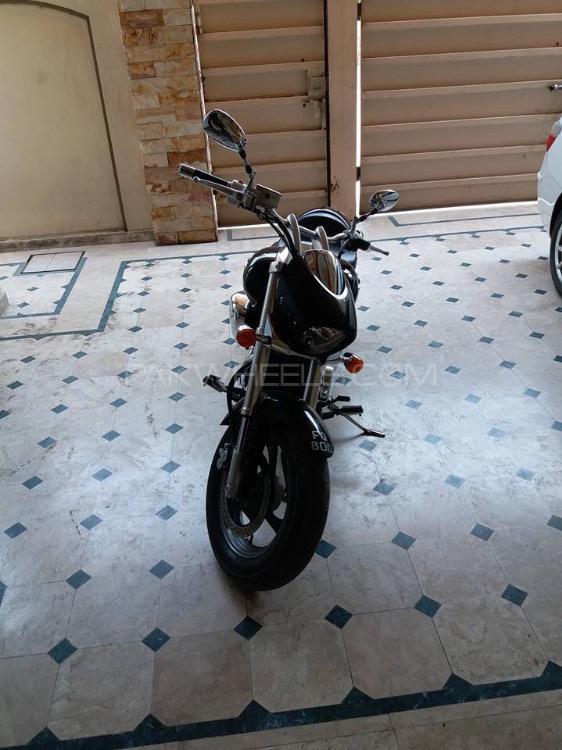 Suzuki Intruder - 2012  Image-1