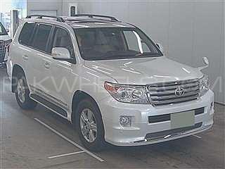 Toyota Land Cruiser AX 2014 Image-1