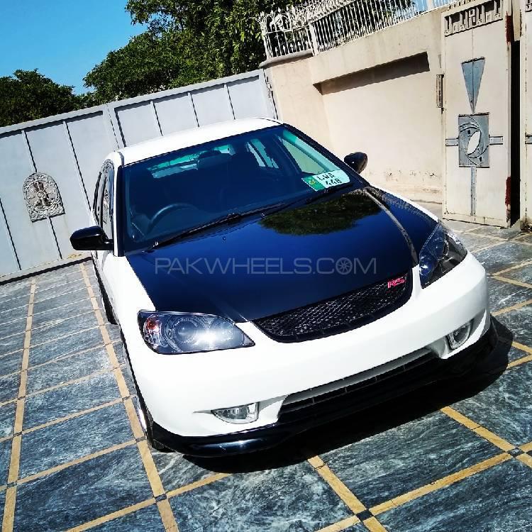 Honda Civic - 2005 Dark Demon Image-1