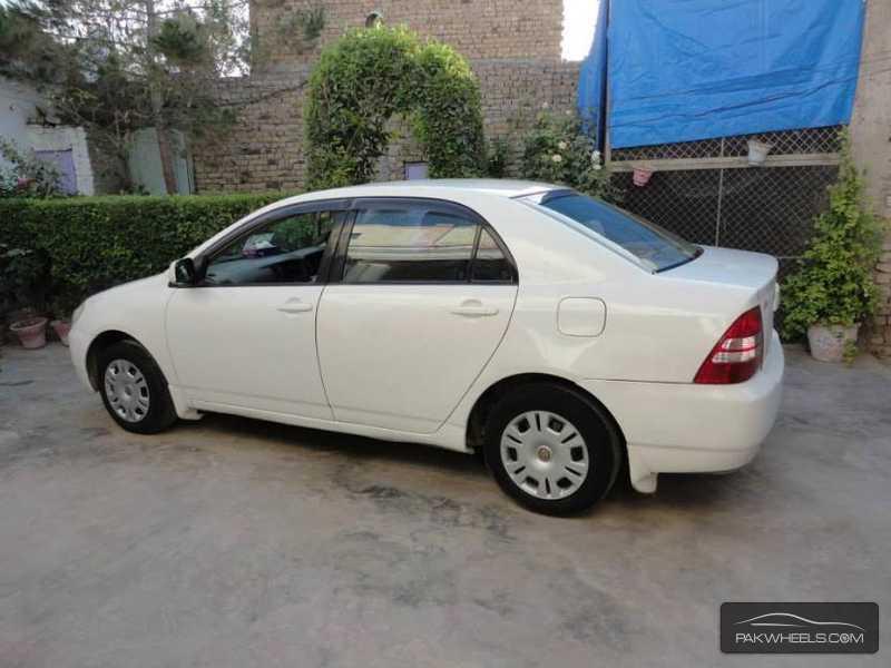 2014 Toyota Corolla For Sale >> Toyota Corolla 2002 for sale in Quetta | PakWheels