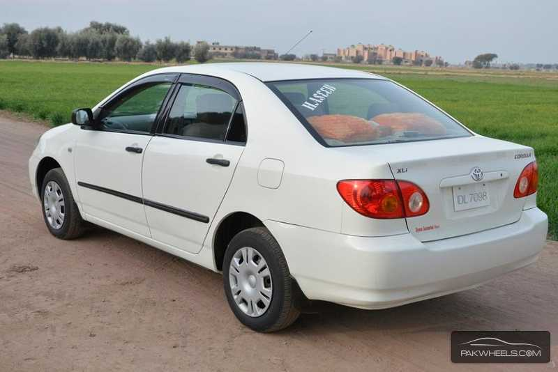 Toyota Corolla Xli 2002 For Sale In Islamabad Pakwheels