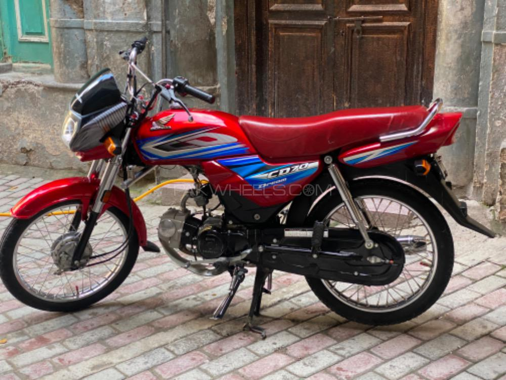 Honda CD 70 2019 Image-1