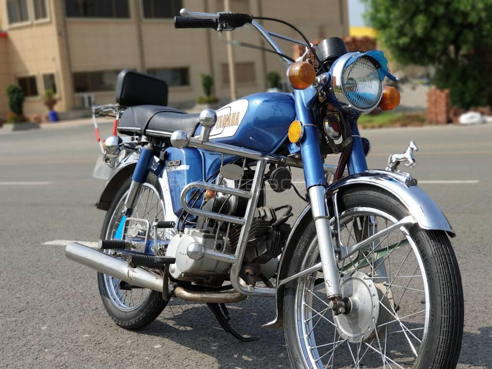 یاماہا رائل YB 100 1978 Image-1
