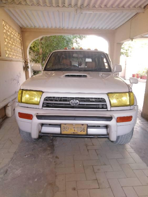 Toyota Surf SSR-G 3.0D 1996 Image-1