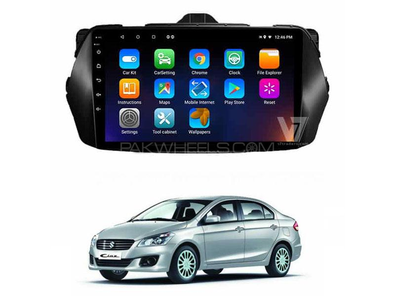 V7 Navigation 10″ Android Screen For Suzuki Ciaz 2017-2020 Image-1