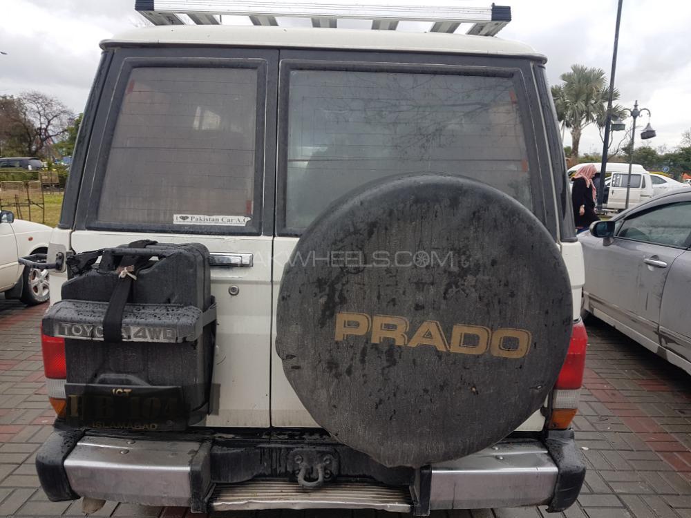 Toyota Prado 1995 For Sale In Murree Pakwheels