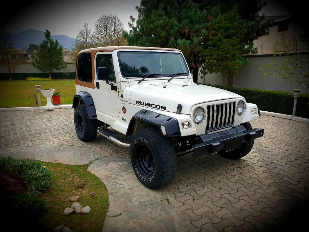 Jeep Wrangler - 1998  Image-1