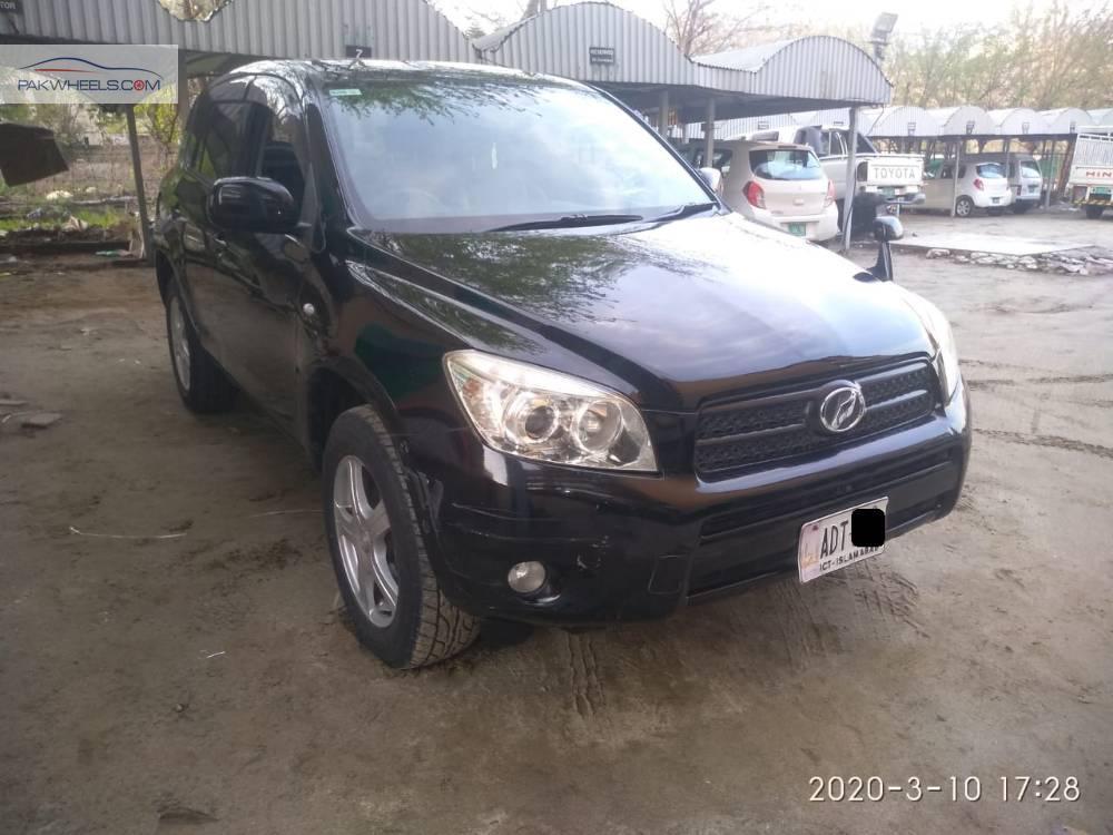 Toyota Rav4 Style 2008 Image-1