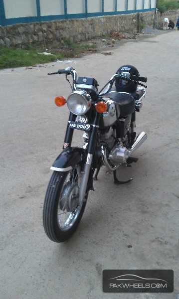 Byers Used Cars >> Used Honda Road Master 185cc 1988 Bike for sale in ...