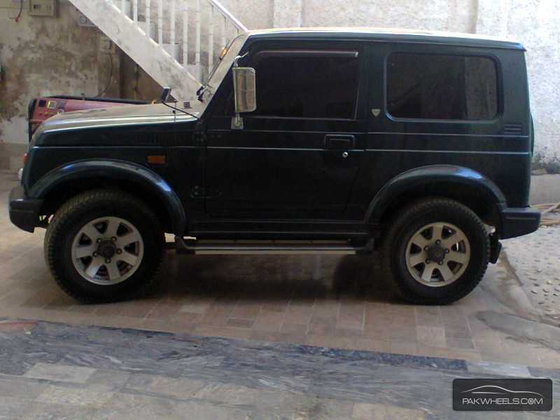 Old Suzuki Jimny For Sale