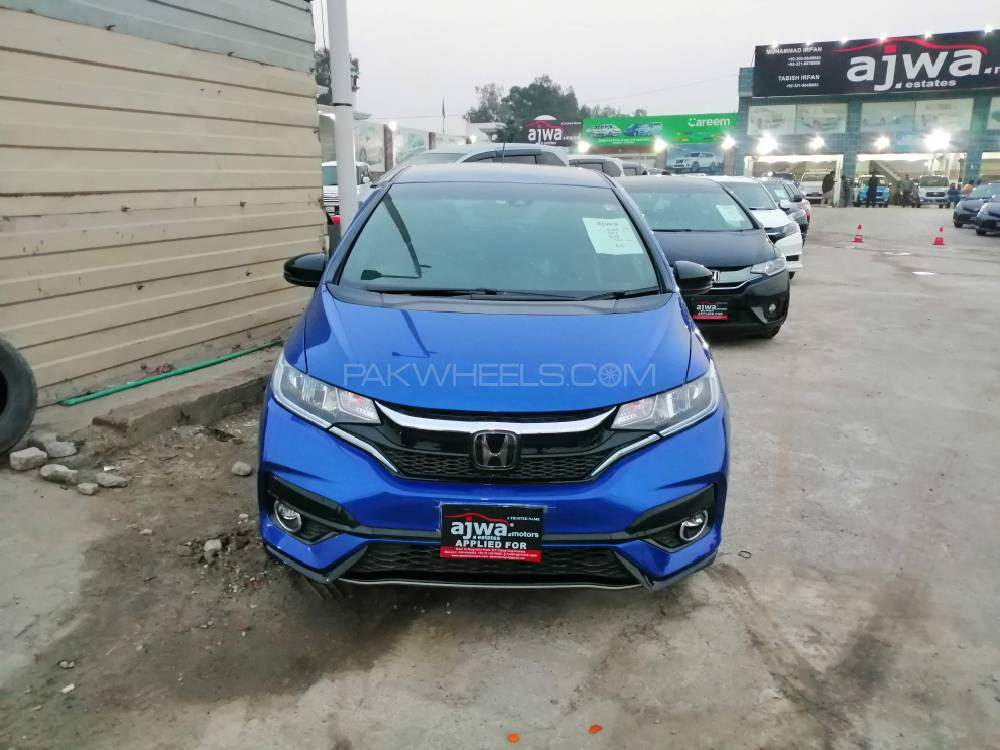 Honda Fit - 2017 qas Image-1