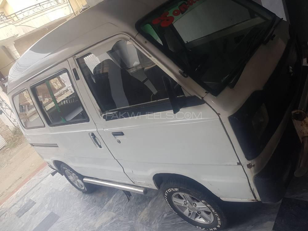 Suzuki Bolan VX 2011 Image-1