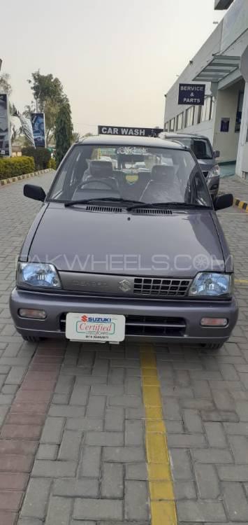 Suzuki Mehran VXR Euro II 2019 Image-1