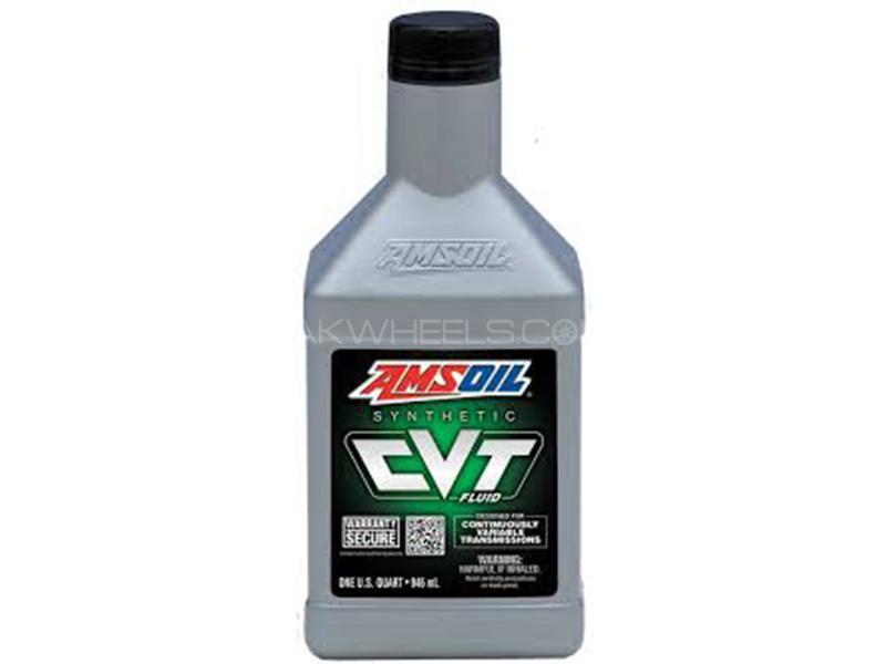 AMSOIL CVT Fluid - 946ml Image-1