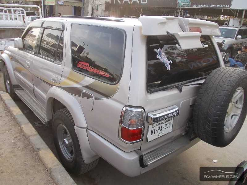 Toyota Surf SSR-G 3.4 2000 Image-3