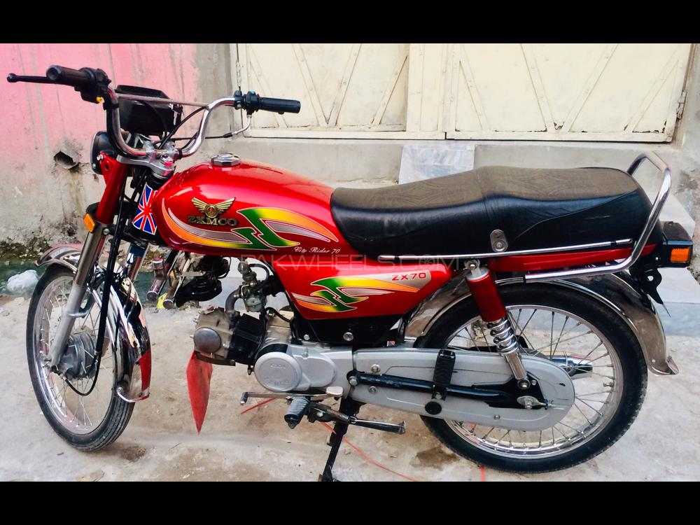 ZXMCO ZX 70 City Rider 2015 Image-1