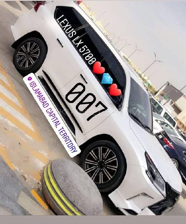 Lexus LX Series - 2019 Lx 5700 Image-1