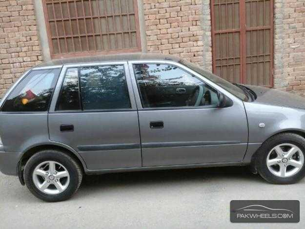 Suzuki Cultus Euro Ii 2013 For Sale In Multan Pakwheels